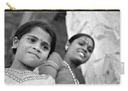 Indian Girls Carry-all Pouch