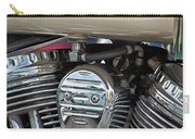 Indian Motorcycle Engine Carry-all Pouch