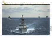 Indian Navy Corvette Ship Ins Kulish Carry-all Pouch