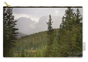Indian Peaks Colorado Rocky Mountain Rainy View Carry-all Pouch