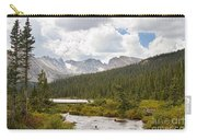 Indian Peaks Summer Day Carry-all Pouch