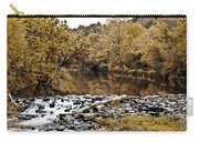 Indian Summer At Brandywine Creek Carry-all Pouch