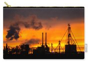 Industrial Strength Sunset Carry-all Pouch