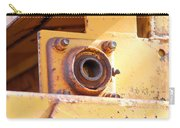Industrial Yellow Carry-all Pouch