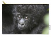 Infant Mountain Gorilla Rwanda Carry-all Pouch