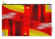 Information Superhighway Carry-all Pouch