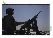 Information Systems Technician Manning Carry-all Pouch by Stocktrek Images