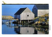 Inlet At Peggys Cove Nova Scotia Carry-all Pouch