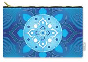 Inner Guidance - Blue Version Carry-all Pouch