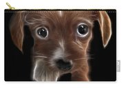 Innocent Loving Eyes	 Carry-all Pouch by Peter Piatt