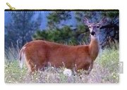 Inquisitive Doe Carry-all Pouch