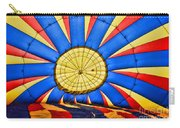 Inside A Hot Air Balloon Carry-all Pouch