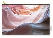 Inside Lower Antelope Canyon Carry-all Pouch
