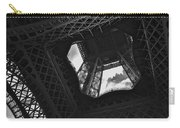 Inside The Eiffel Tower Carry-all Pouch