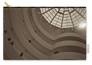 Inside The Guggenheim Carry-all Pouch