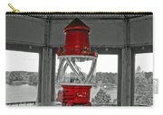 Inside The Lighthouse Tower #2. Uostadvaris. Lithuania. Carry-all Pouch