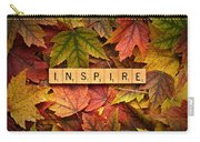 Inspire-autumn Carry-all Pouch