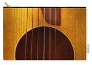 Instrument - Guitar - Let's Play Some Music  Carry-all Pouch