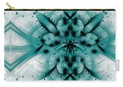 Intelligent Design 2 Carry-all Pouch by Angelina Vick