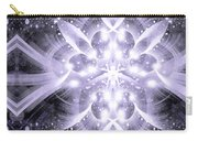 Intelligent Design 4 Carry-all Pouch by Angelina Vick