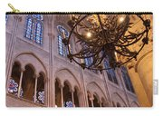 Interior Notre Dame Cathedral Carry-all Pouch