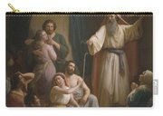 Interior Of Noah's Ark Carry-all Pouch by Joaquim Ramirez