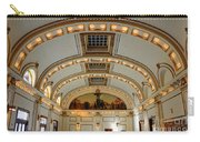 Interior Of Union Pacific Railroad Depot - Salt Lake City Carry-all Pouch