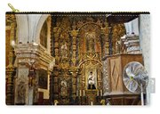 Interior San Xavier Mission Carry-all Pouch