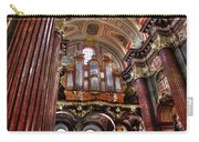 Interior St Stanislaus Church - Posnan Carry-all Pouch