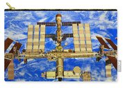 International Space Station Carry-all Pouch
