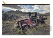 International Truck - Bannack Montana Ghost Town Carry-all Pouch