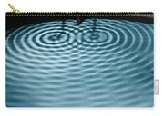 Intersecting Ripples Carry-all Pouch