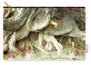 Into The Light Elves Carry-all Pouch