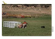 Into The Paddock Carry-all Pouch