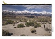 Into The Sierras Carry-all Pouch