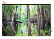 Into The Swamp Carry-all Pouch