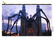 Invasion Of The Black Spider Carry-all Pouch