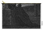 Invocation To Melancholy Carry-all Pouch