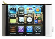 Iphone Carry-all Pouch by Photo Researchers