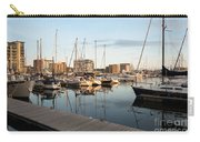 Ipswich Marina Sunset Carry-all Pouch