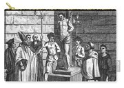 Ipswich Martyr, 1555 Carry-all Pouch by Granger