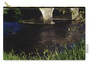 Ireland Bridge Over Water Carry-all Pouch