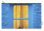 Ireland Cottage Window At Night Carry-all Pouch