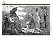 Ireland: Cruelties, C1600 Carry-all Pouch by Granger