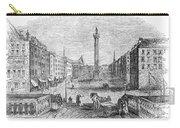 Ireland: Dublin, 1843 Carry-all Pouch