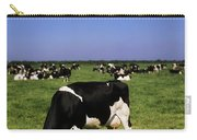 Ireland Friesian Cattle Carry-all Pouch