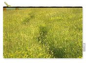 Ireland Trail Through Buttercup Meadow Carry-all Pouch