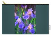 Iris 51 Carry-all Pouch by Pamela Cooper