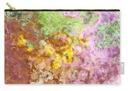 Iris Abstract I Carry-all Pouch