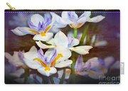 Iris Art Carry-all Pouch